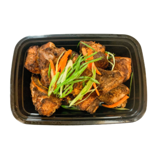 Hoisin Braised Pork Rib End
