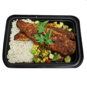 Southern Blackened Basa Filet Lean On Meals
