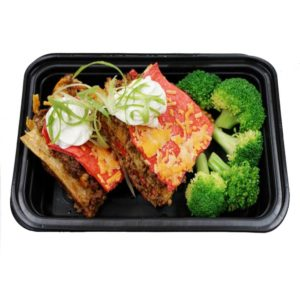 Lean On Meals Extra Lean Ground Beef Enchilada Lasagna
