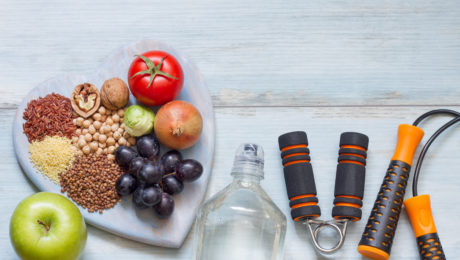 Healthy Lifestyle Food and Fitness