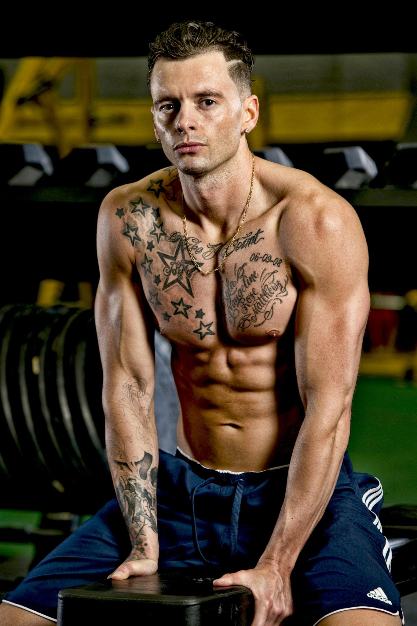 Jordan Matthews Calgary Transformation Coach of Dream Fitness.