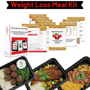 4 Meal: Weight-loss Meal Kit